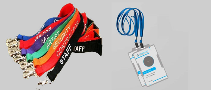 ID Card, custom lanyard design and printing