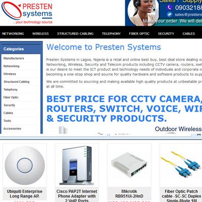 Presten Systems