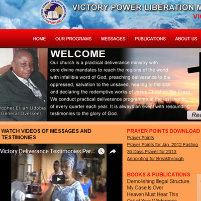 Victory Power Deliverance